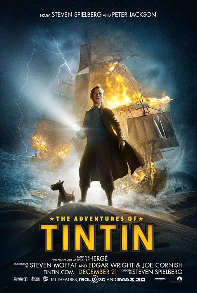 The Adventures of Tintin 2011 720p BRRip x264-x0r
