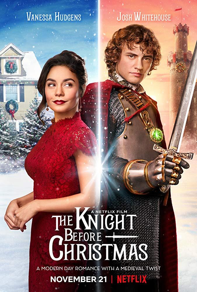 The Knight Before Christmas 2019 HDRip XviD AC3-EVO[TGx]
