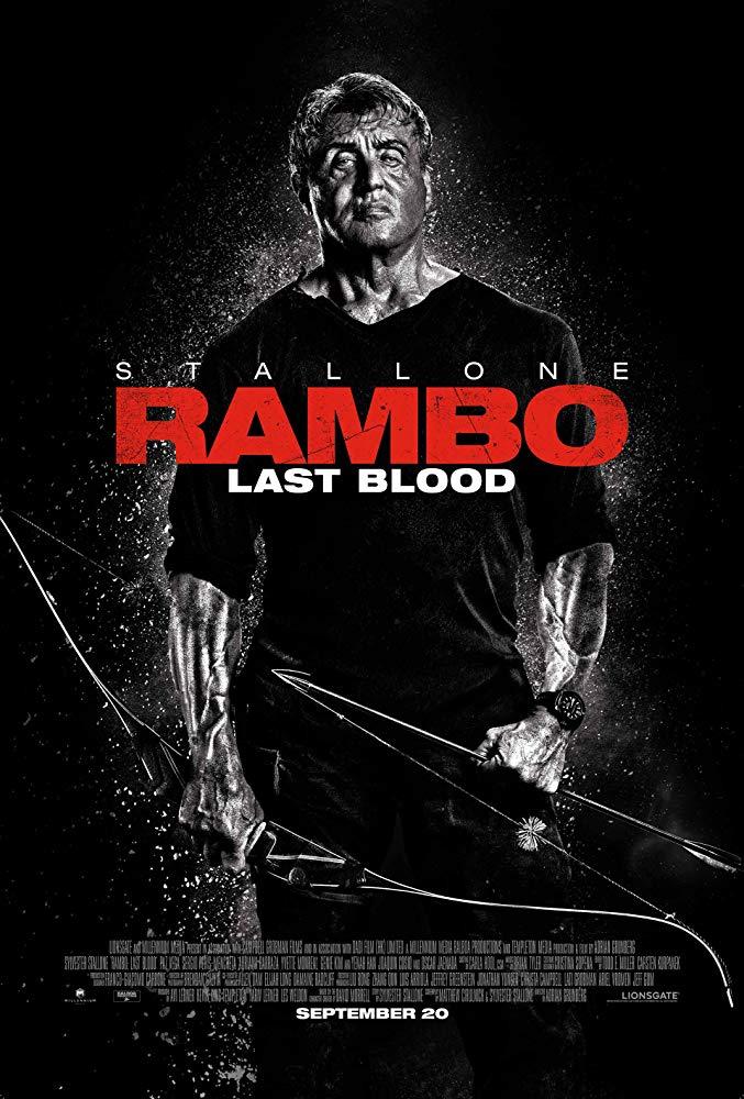 Rambo Last Blood 2019 HC HDRip English Subtitles-EVO
