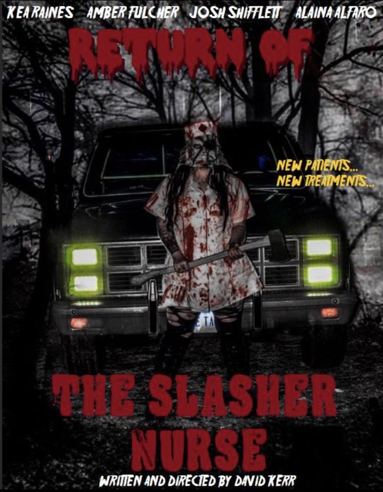 Return of the Slasher Nurse 2019 WEBRip XviD MP3-XVID