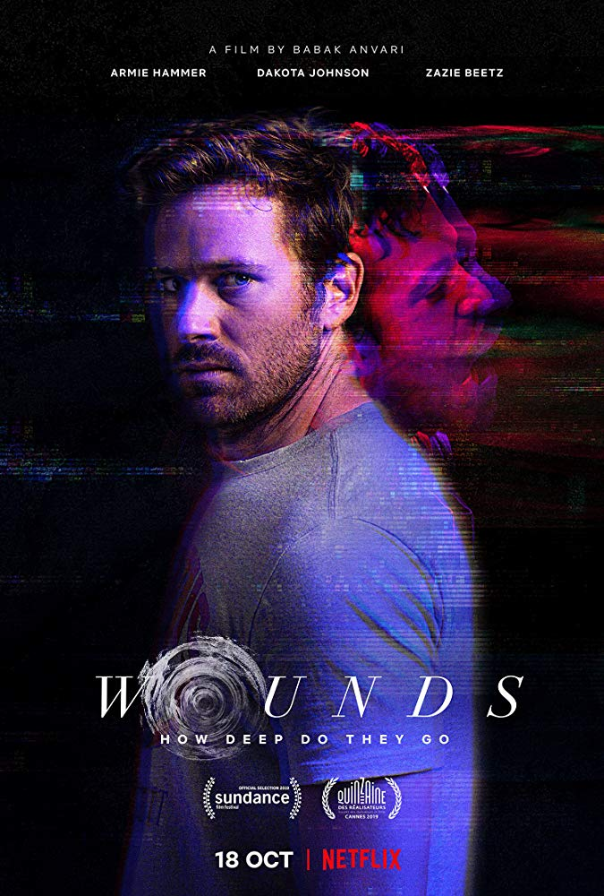 Wounds 2019 HDRip MSubb DD2 0 x264-BDP
