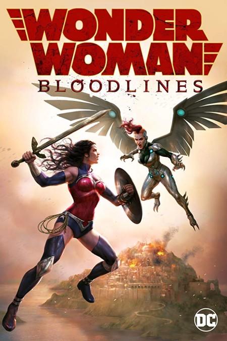 Wonder Woman    Bloodlines (2019) (1080p BDRip x265.10bit DTS  HD MA 5.1    Goki)
