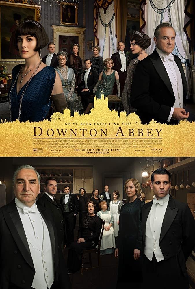 Downton Abbey 2019 720p WEB-DL H264 AC3-EVO[TGx]