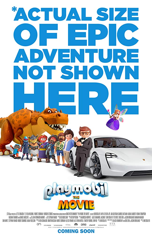 Playmobil The Movie 2019 [BluRay] [720p] YIFY