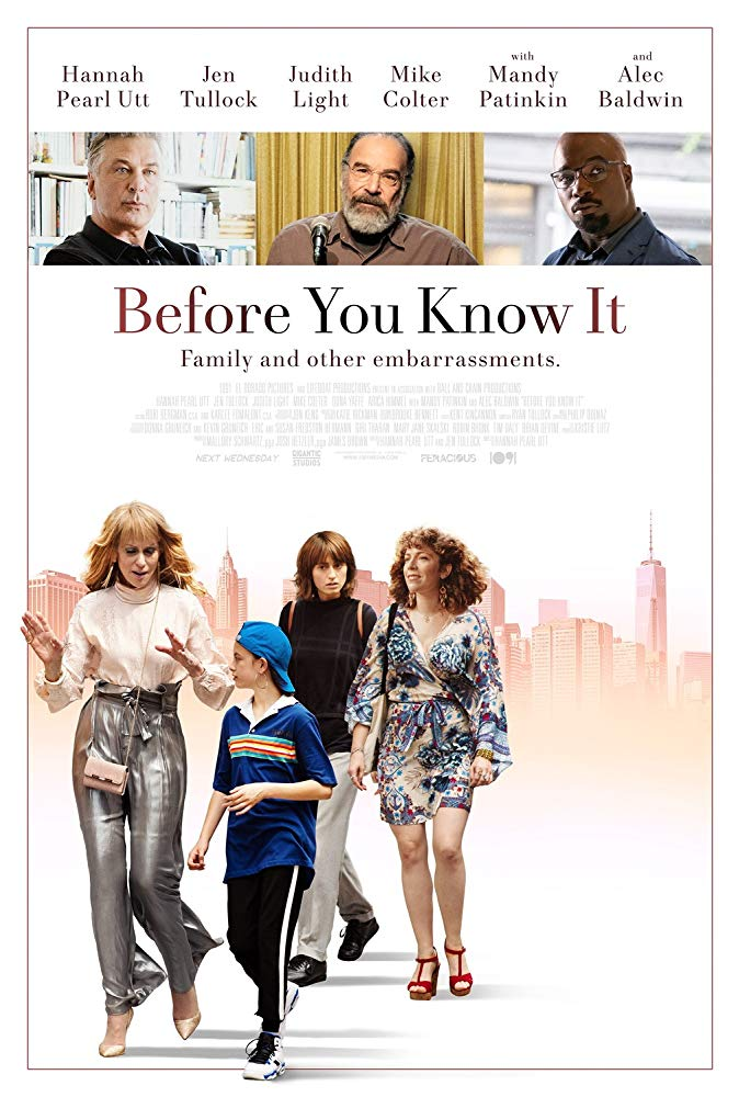 Before You Know It 2019 HDRip XviD AC3-EVO[EtMovies]