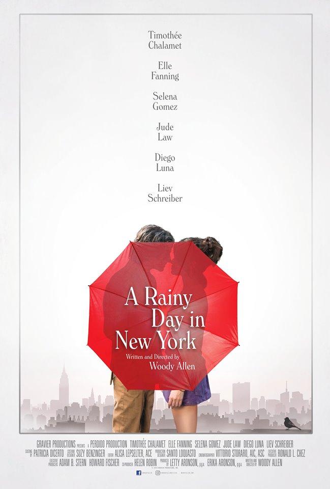 A Rainy Day in New York 2019 BDRip XviD AC3-EVO[TGx]