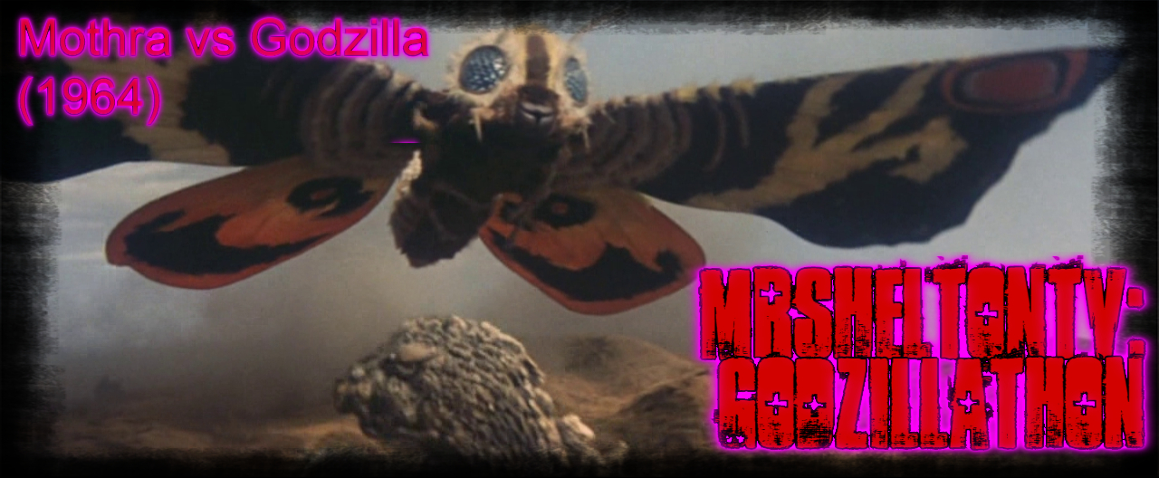 Mothra vs Godzilla 1964 [BluRay] [720p] YIFY