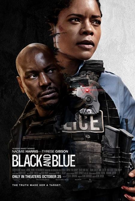 Black and Blue 2019 HDRip XviD B4ND1T69