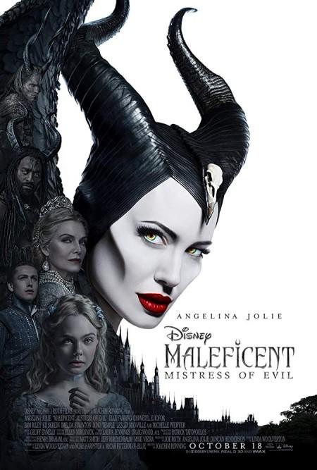 Maleficent Mistress of Evil 2019 HDRip XviD B4ND1T69
