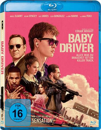 Baby Driver (2017) 720p BluRay x264 Dual Audio English Hindi ESubs-DLW