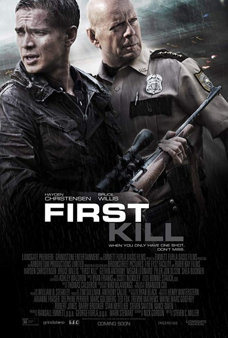 First Kill (2017) 1080p BluRay Hindi English x264 AC3 MSubs - LOKiHD - Telly