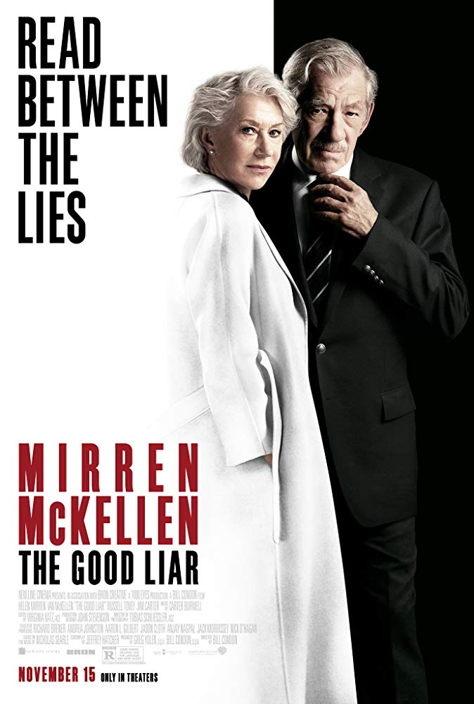 The Good Liar 2019 720p BrRip 2CH x265 HEVC-PSA
