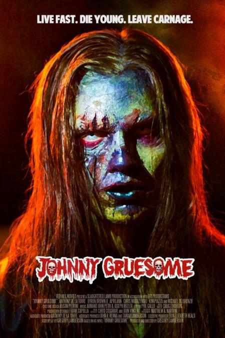 Johnny Gruesome (2018) 720p WEBRip 800MB x264-GalaxyRG