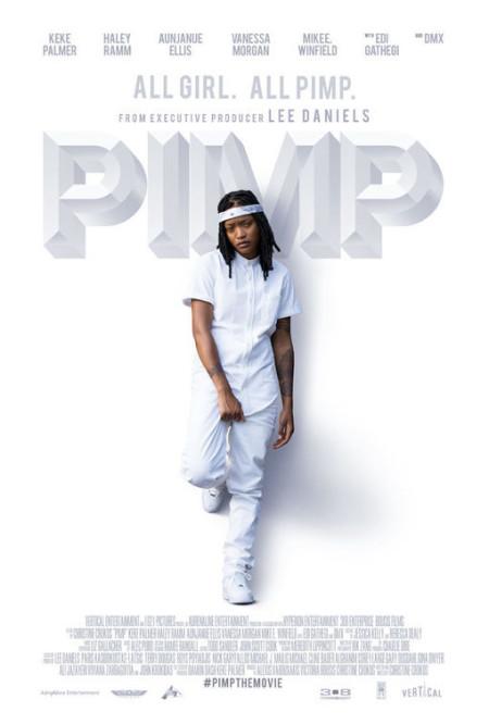 Pimp (2018) 720p WEBRip 800MB x264-GalaxyRG