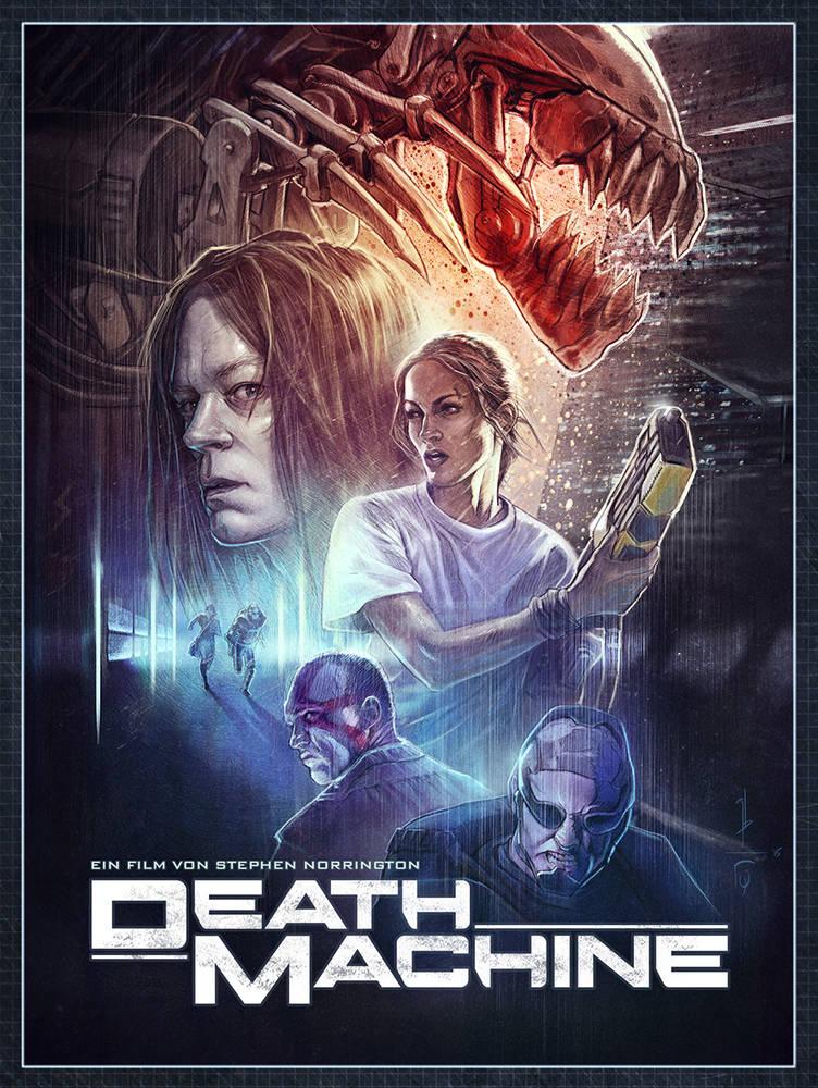 Death Machine 1994 [720p] [BluRay] YIFY
