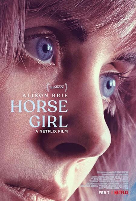 Horse Girl (2020) HDRip XviD AC3-EVO