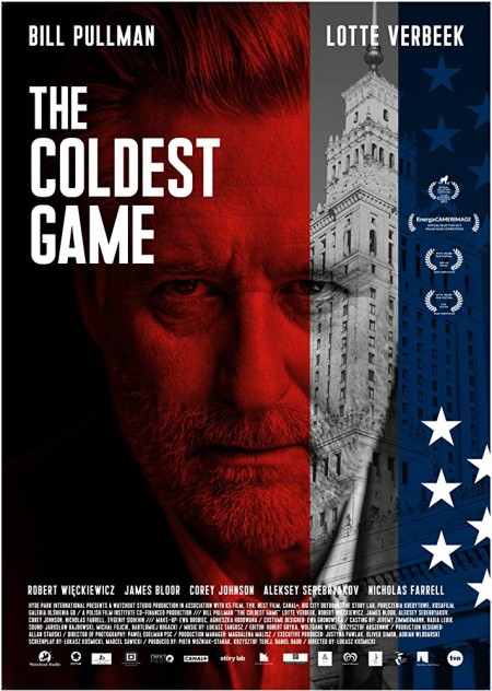The Coldest Game (2019) HDRip AC3 x264-CMRG