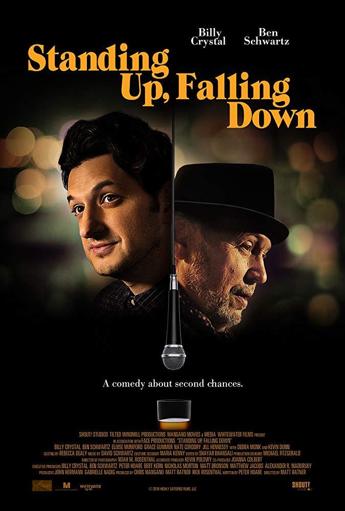 Standing Up Falling Down 2019 1080p WEB-DL H264 AC3-EVO[TGx]