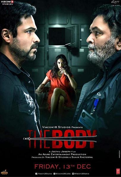The Body (2019) Hindi 720p HDRip x264 ESubs-DLW