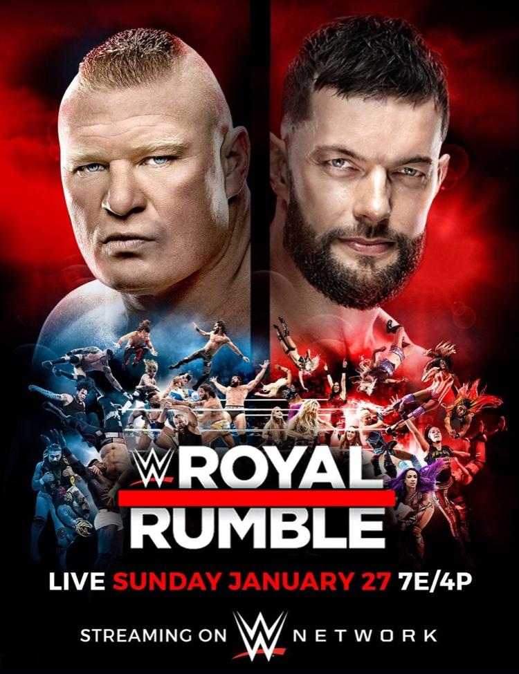WWE Royal Rumble (2019) [720p] [BluRay] [YTS MX]