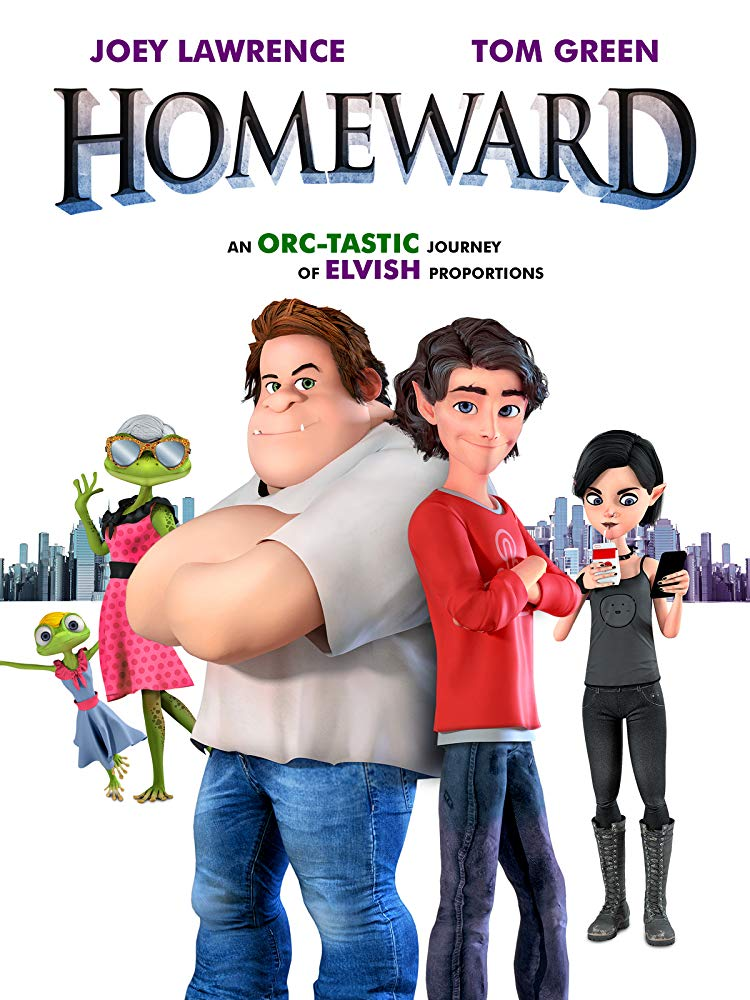 Homeward 2020 HDRip AC3 x264-CMRG[TGx]