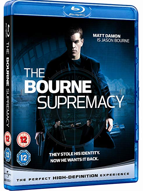 The Bourne Supremacy (2004) 720p BluRay x264 Dual Audio Hindi DD5.1 English DD5.1...