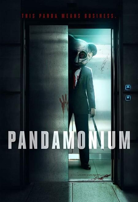 Pandamonium (2020) 720p WEBRip 800MB x264-GalaxyRG
