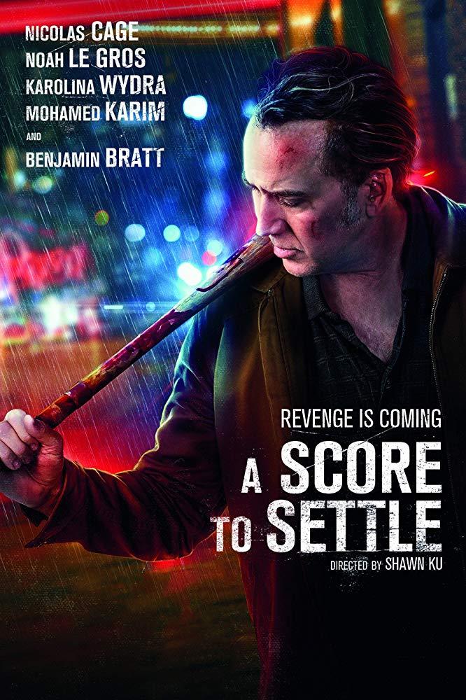 A Score to Settle (2019) [1080p] [BluRay] [YTS MX]