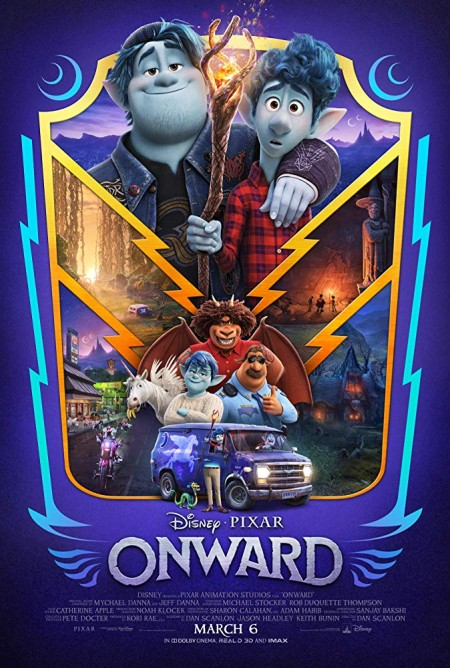 Onward (2020) HDRip XViD-ETRG