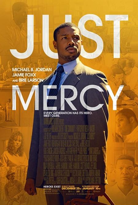 Just Mercy (2019) (1080p AMZN Webrip x265.10bit EAC3 5.1 - ArcX)TAoE