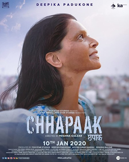 Chhapaak (2020) Hindi 720p WEB-DL x264 AAC