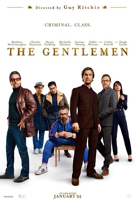 The Gentlemen (2019) (1080p AMZN Webrip x265 10bit EAC3 5 1 - ArcX)TAoE