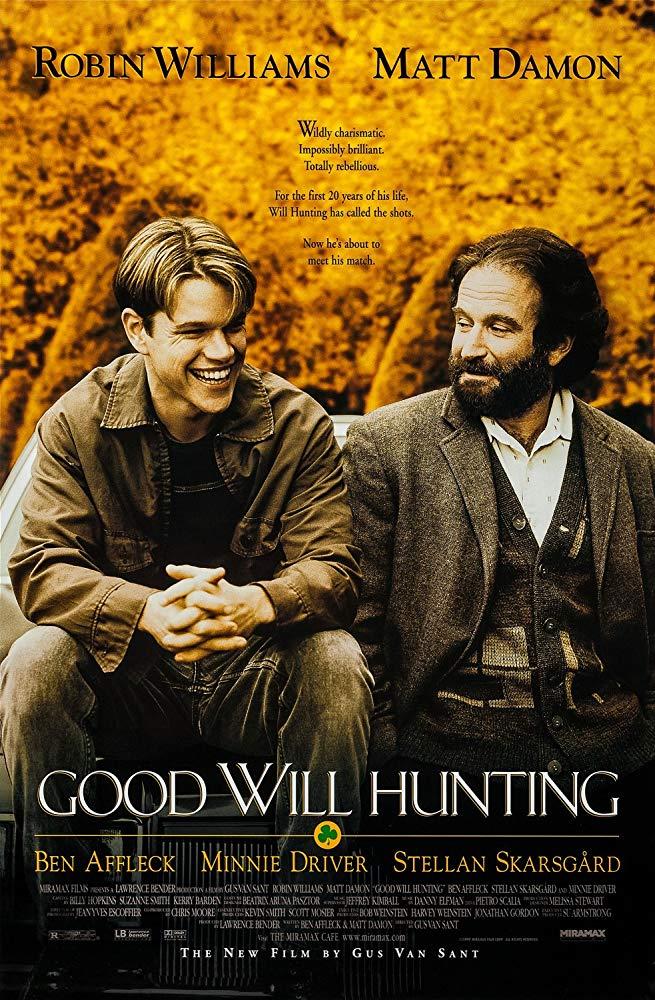 Good Will Hunting 1997 1080p BluRay x265-RARBG