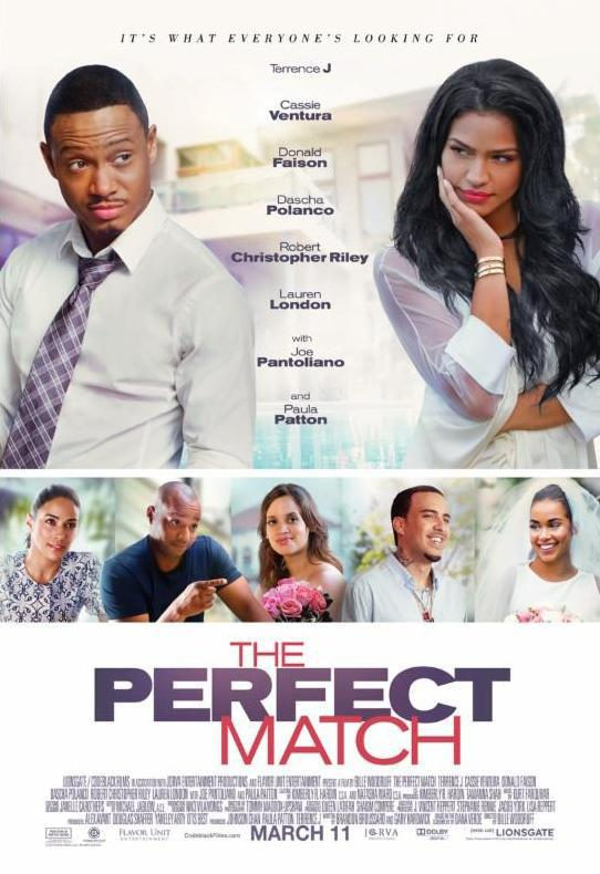 The Perfect Match (2016) [1080p] [BluRay] [YTS MX]