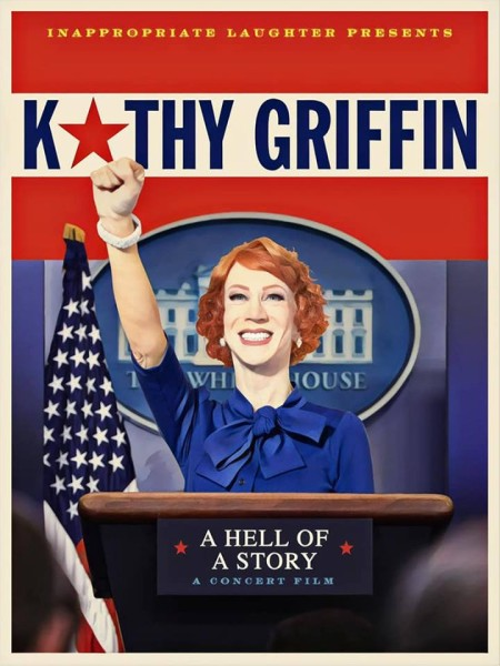 Kathy Griffin A Hell Of A Story 2019 720p AMZN WEBRip 800MB x264-GalaxyRG