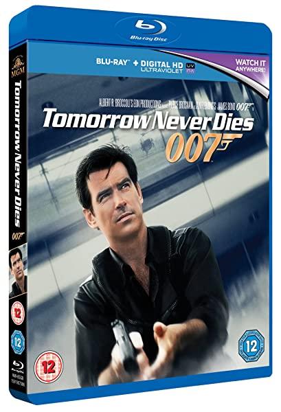 Tomorrow Never Dies (1997) 720p Bluray x264 Dual Audio Hindi English ESubs  ...