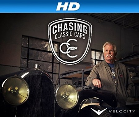 Chasing Classic Cars S15E10 Eclectic Avenue 720p WEB x264-ROBOTS