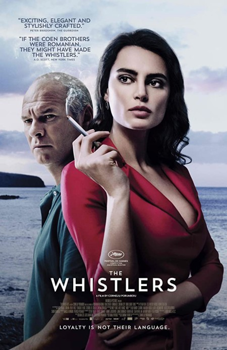 The Whistlers 2019 1080p AMZN WEB-DL DDP5 1 H264-CMRG