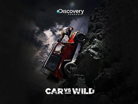 Car vs Wild S01E04 Lava Crater Climb 720p WEB x264-APRiCiTY
