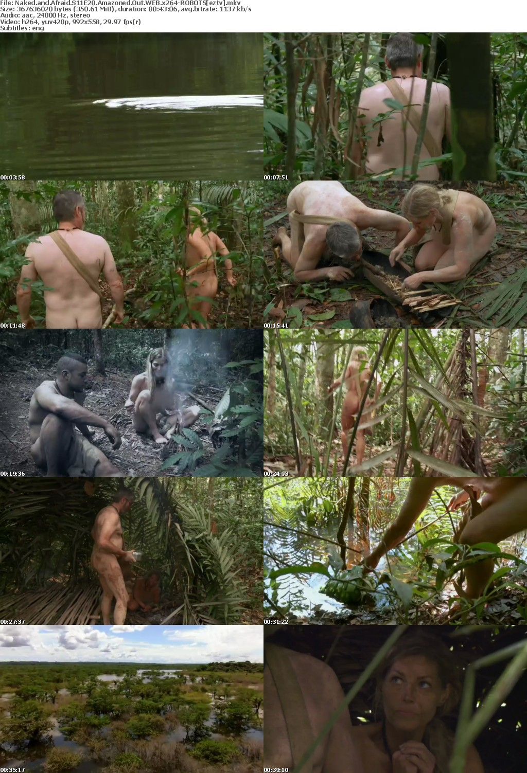 Naked and Afraid S11E20 Amazoned Out WEB x264-ROBOTS