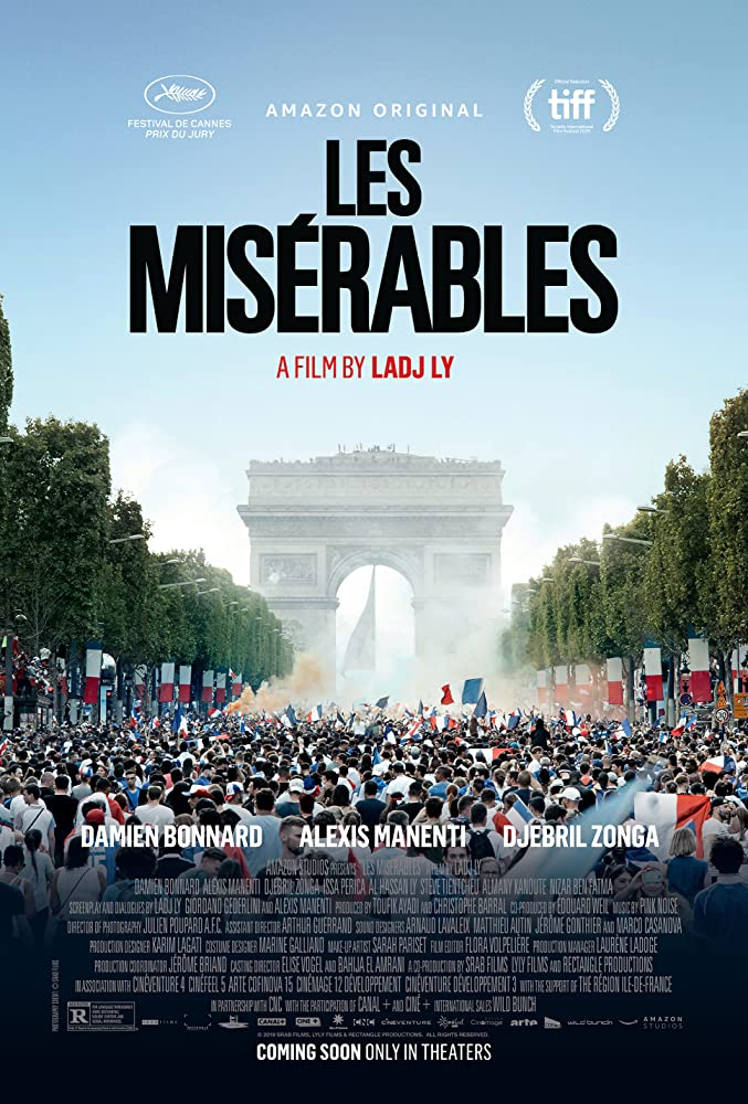 Les Misrables 2019 [720p] [BluRay] YIFY
