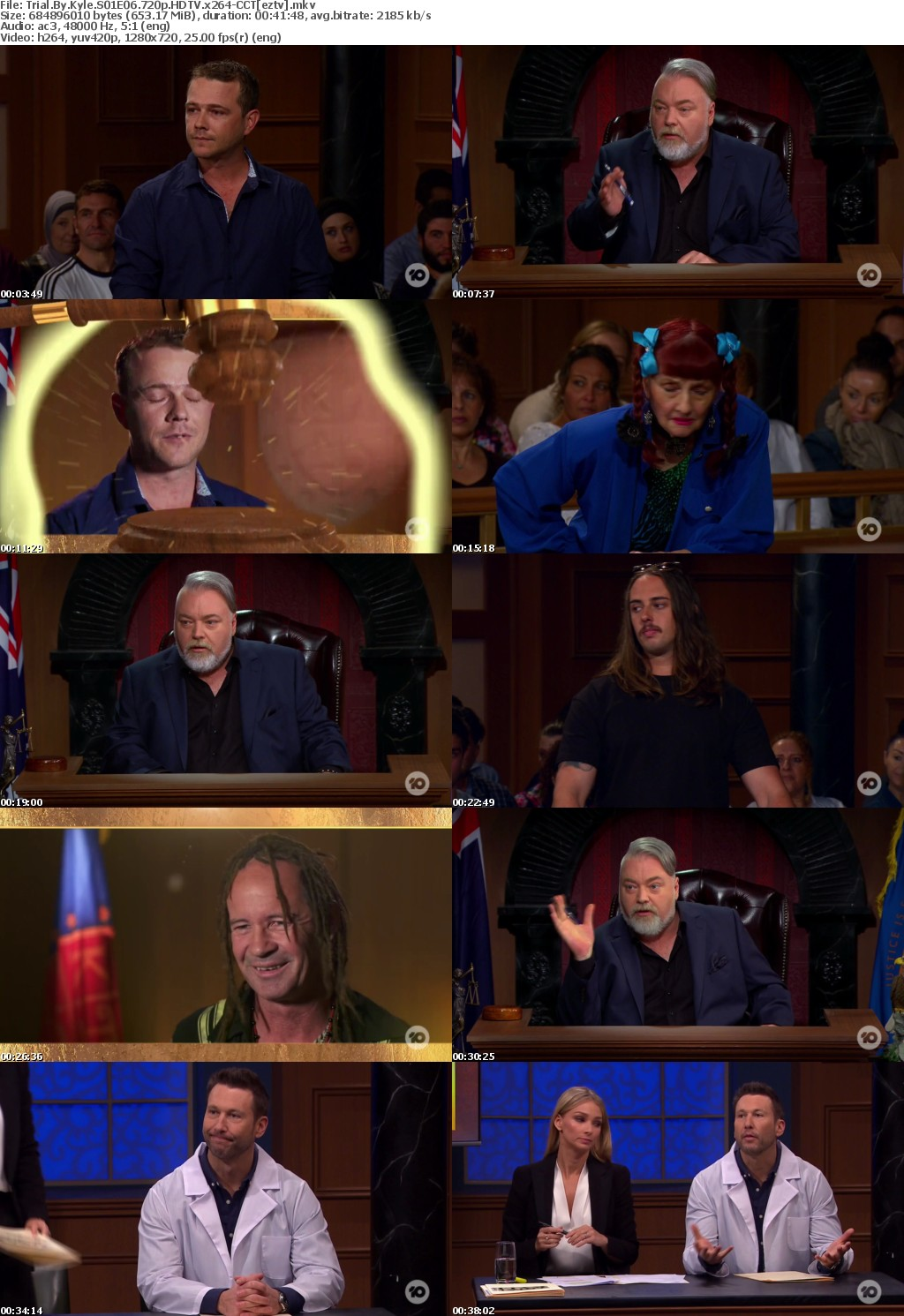 Trial By Kyle S01E06 720p HDTV x264-CCT