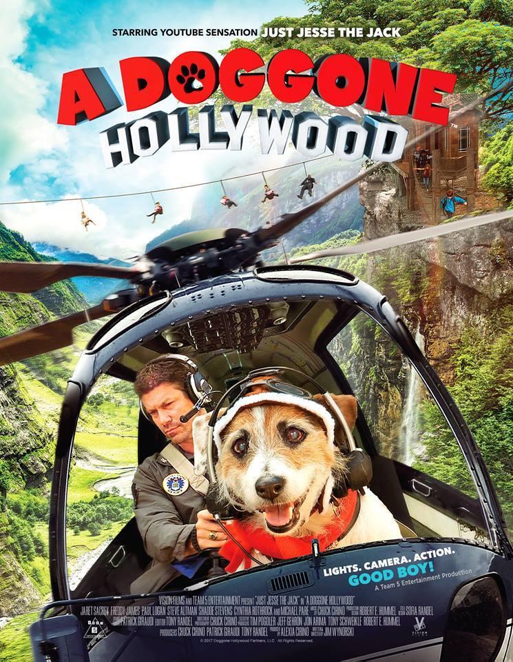 A Doggone Hollywood 2017 WEBRip XviD MP3-XVID