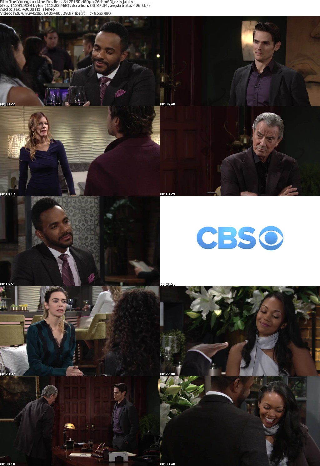 The Young and the Restless S47E150 480p x264-mSD