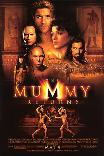 The Mummy Returns (2001)Mp-4 X264 480p DSD