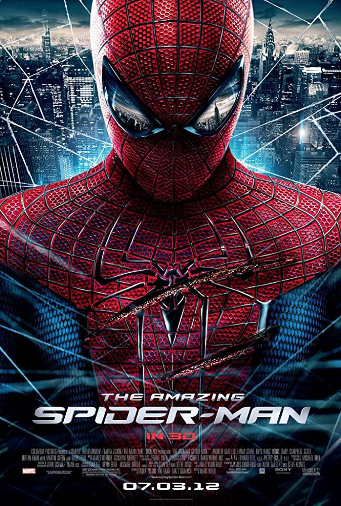 The Amazing Spider-Man 2012 1080p BluRay x265-RARBG