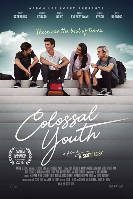 Colossal Youth (2018) 720p WEB (DDP 2 0) X264 Solar