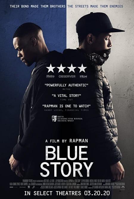 Blue Story 2019 1080p WEBRip 1400MB DD5 1 x264-GalaxyRG