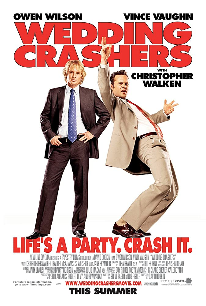 Wedding Crashers 2005 UNRATED 1080p BluRay x265-RARBG