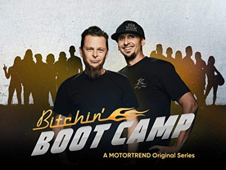 Bitchin Boot Camp S01E06 Four on the Door 480p x264-mSD